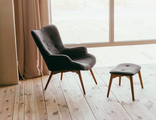 elan meubelen houten vloer